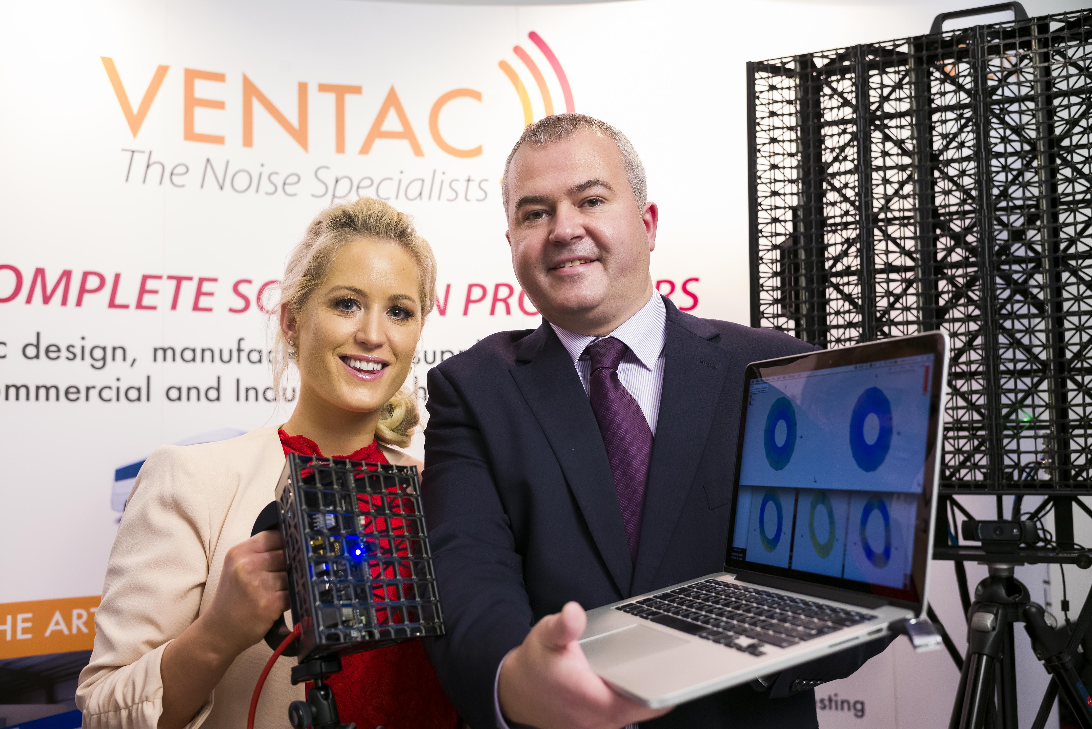 Blessington-based business Ventac could go all the way in SFA National Small Business Awards