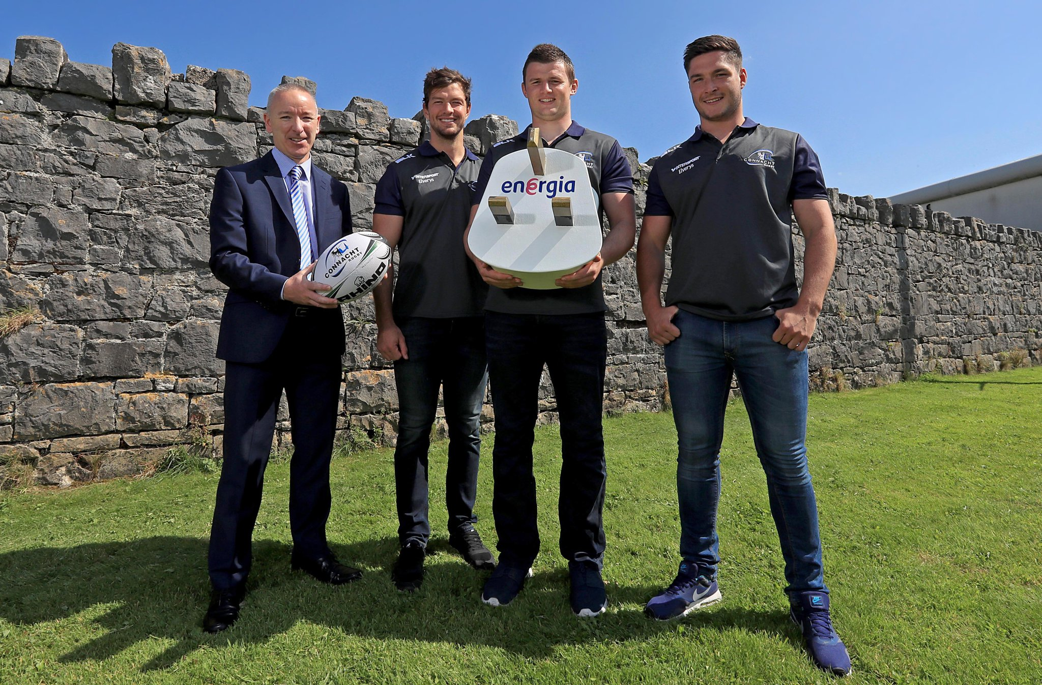 Energia team up with Connacht Rugby Club