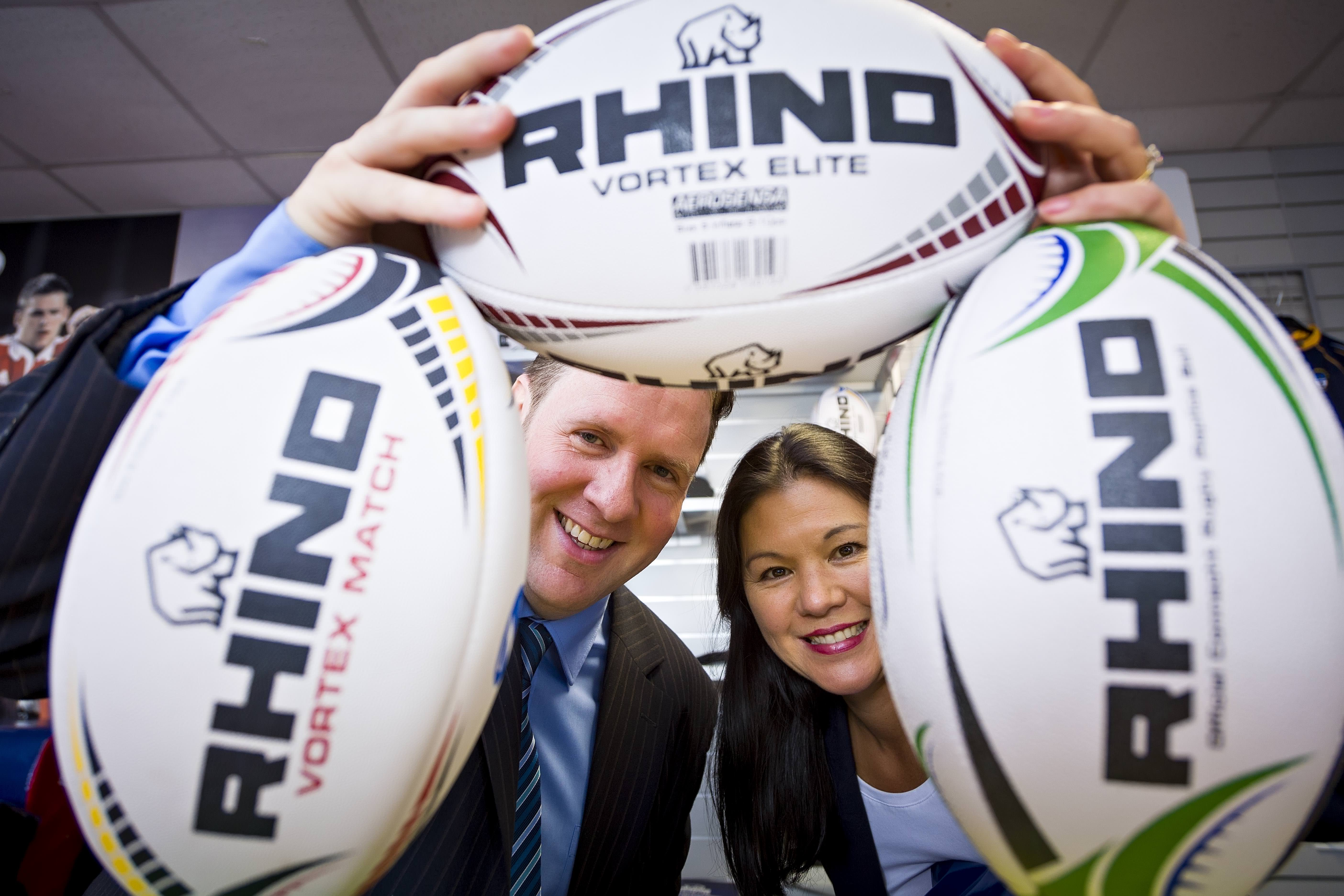 Rhino Rugby drive a powerful new dual fuel deal with Energia