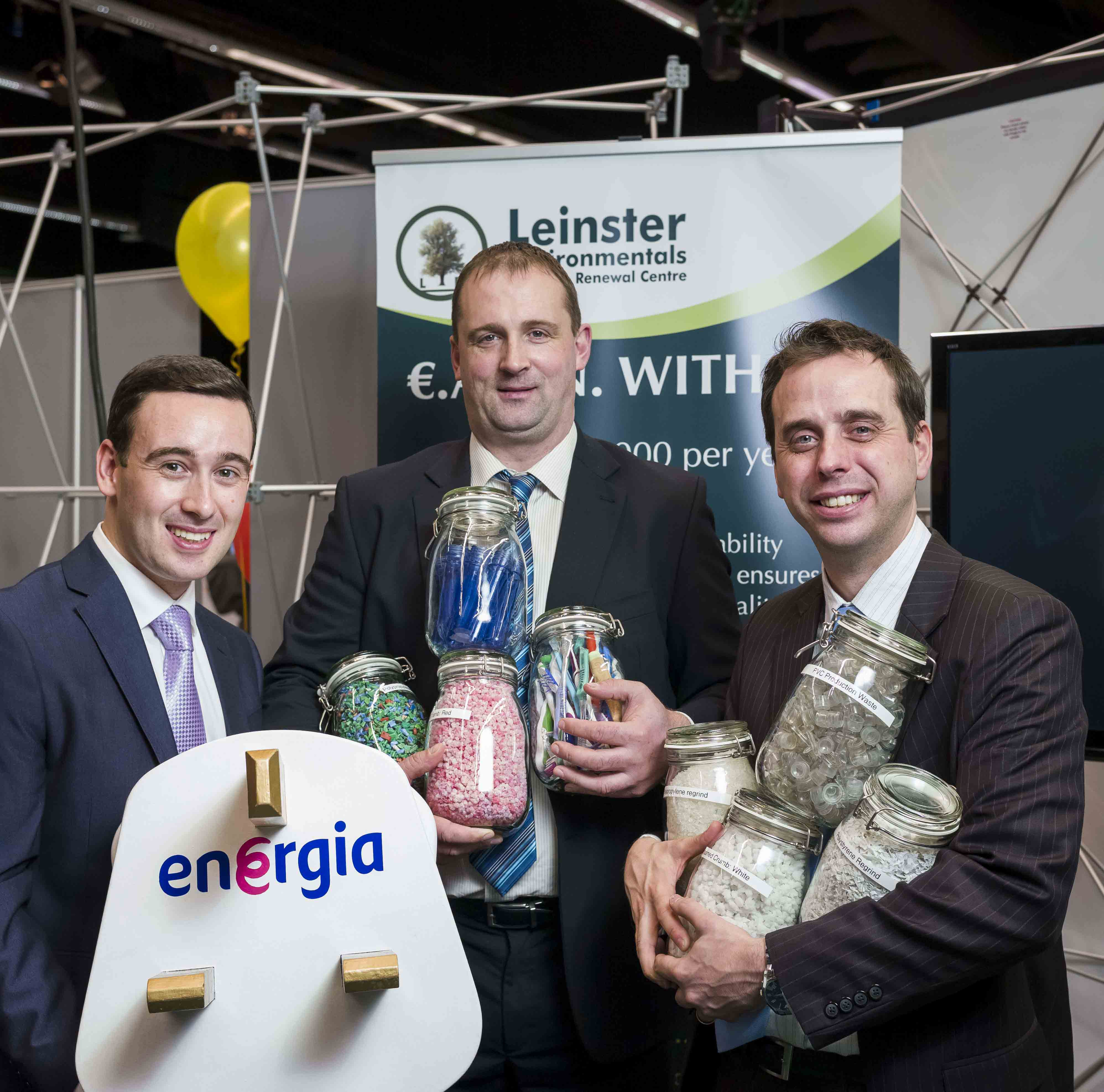 Leinster Environmentals finalists in SFA Awards