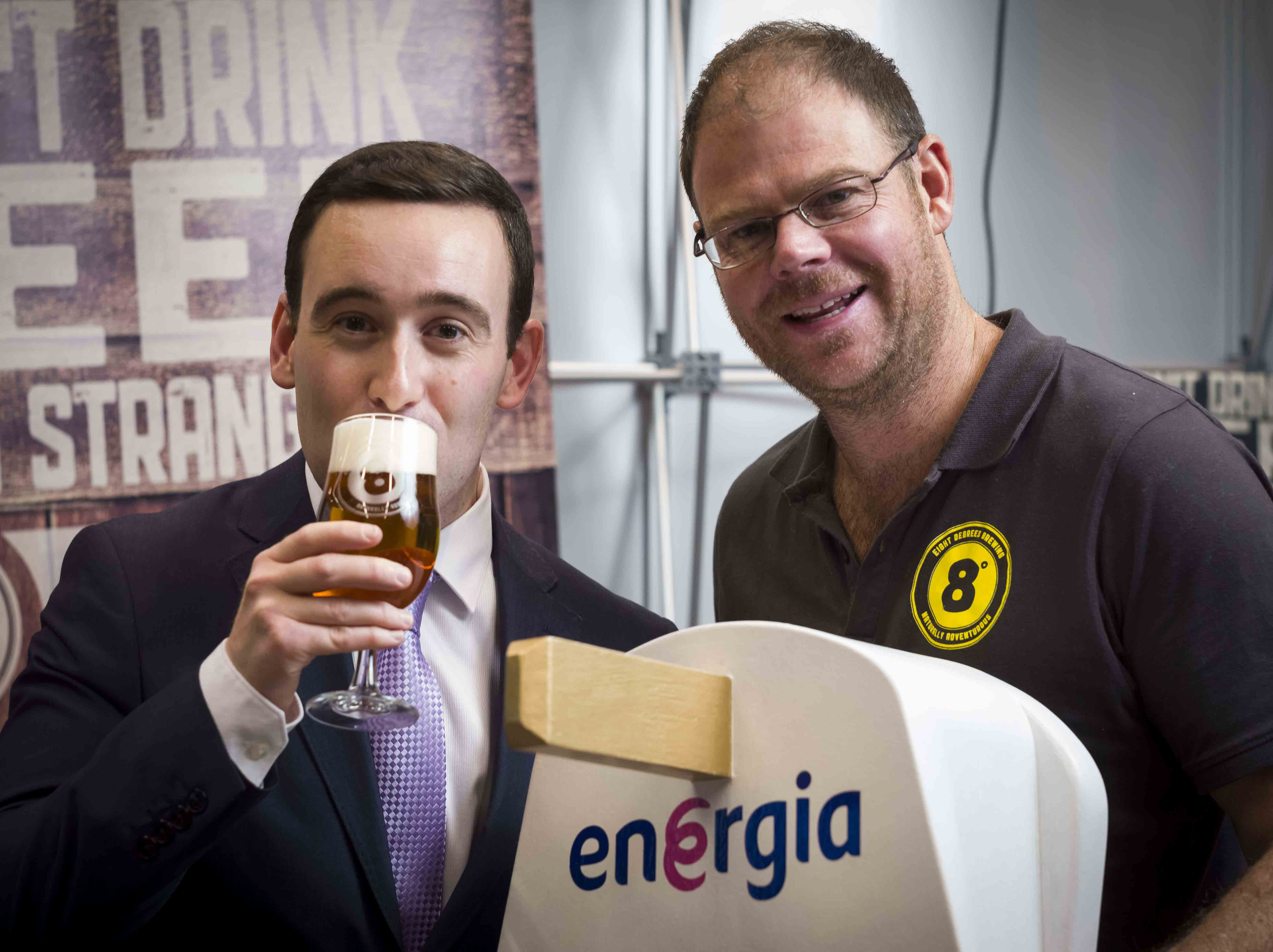 Mitchelstown-based microbrewery Eight Degrees Brewing is named as a finalists in SFA Awards