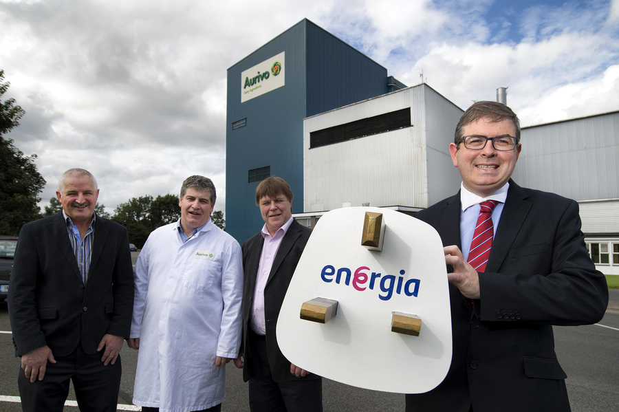 "Energia brings ""green energy"" to Aurivo in 36GW supply deal"