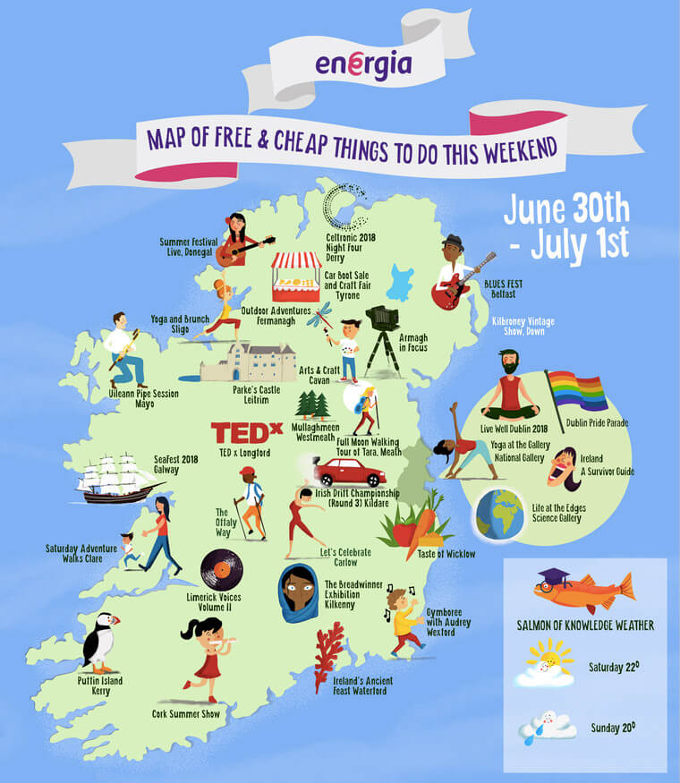 7e84ca3280fb Energia map of free   cheap things to do 30th June - 1st July