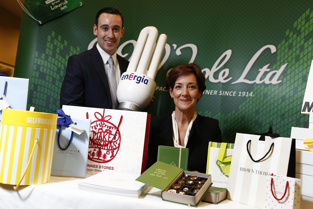 Limerick firm JJ O'Toole win in SFA National Small Business Awards
