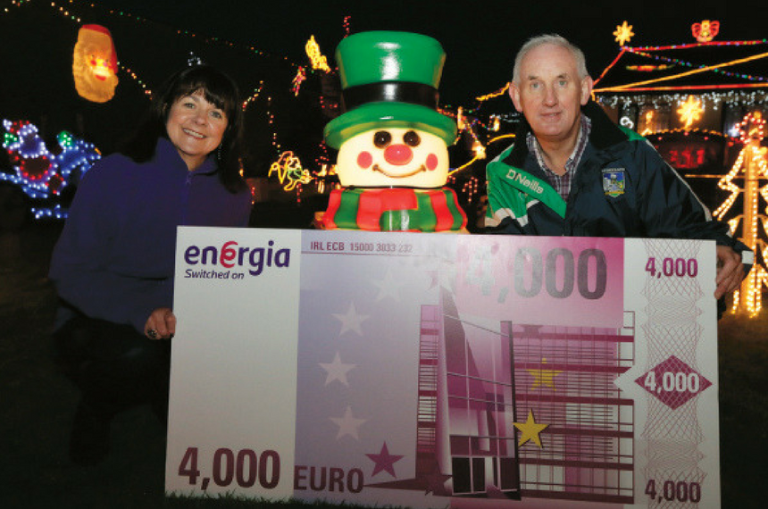 Last year's winner: Tony Noonan, Limerick