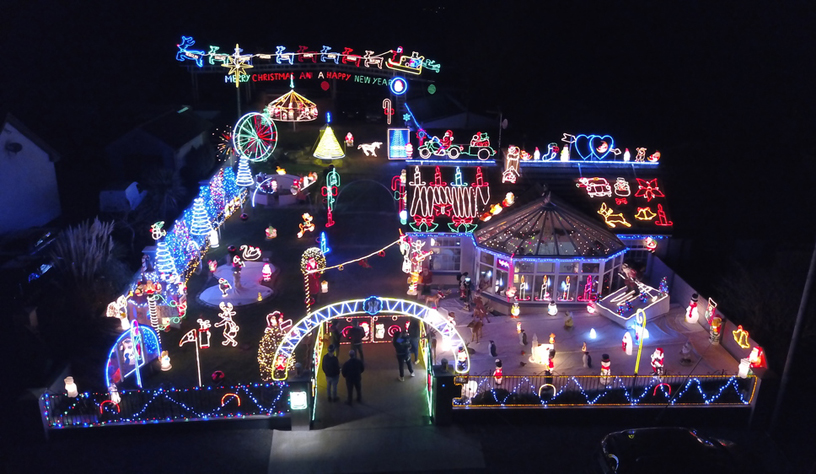 How Long Do Christmas Lights Last.Last Chance To Get Your Christmas Lights Switched On And Win