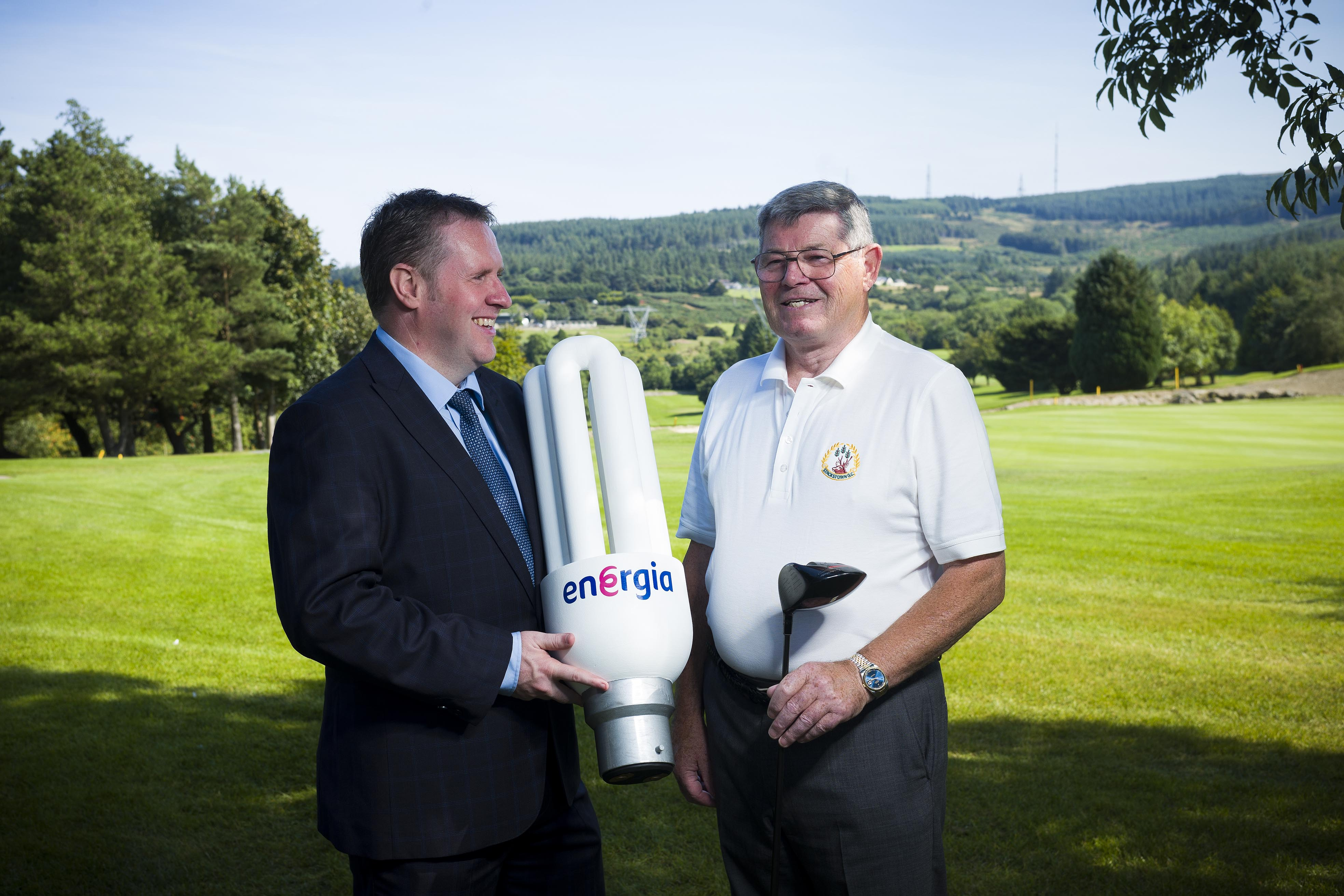 Energia supply deal adds extra green to Stackstown Golf Club