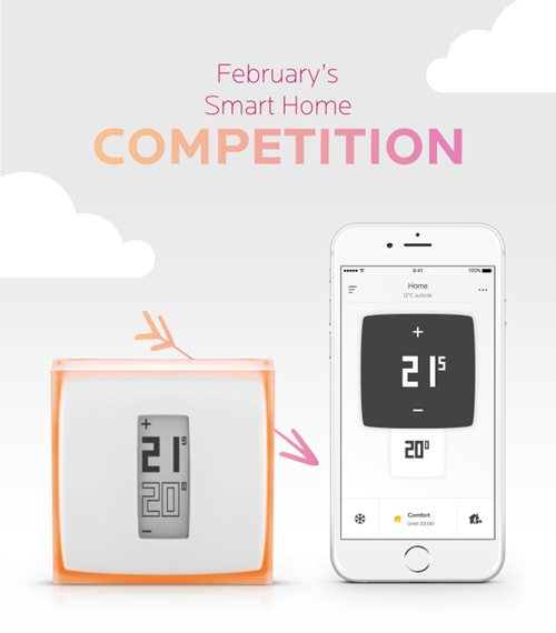 February '19 Sparks - Smart Home Competition