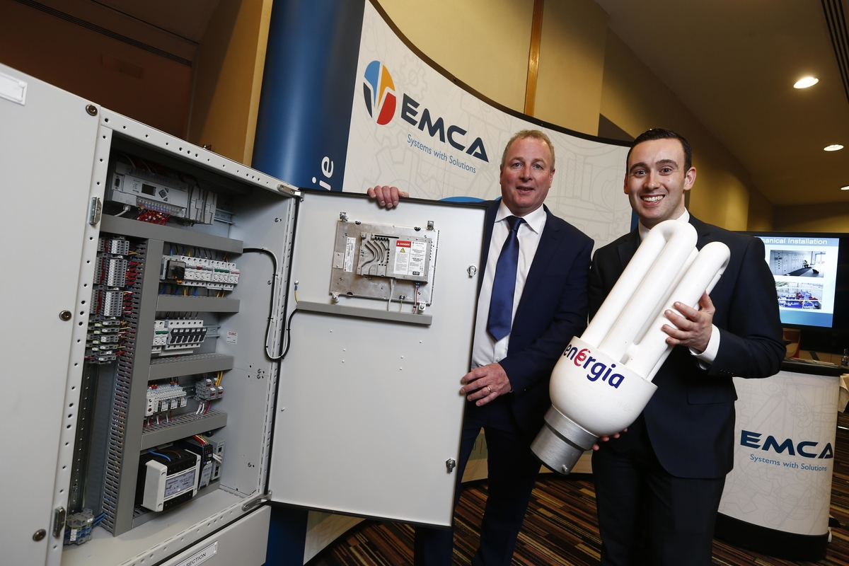 Cootehill based EMCA win in SFA National Small Business Awards