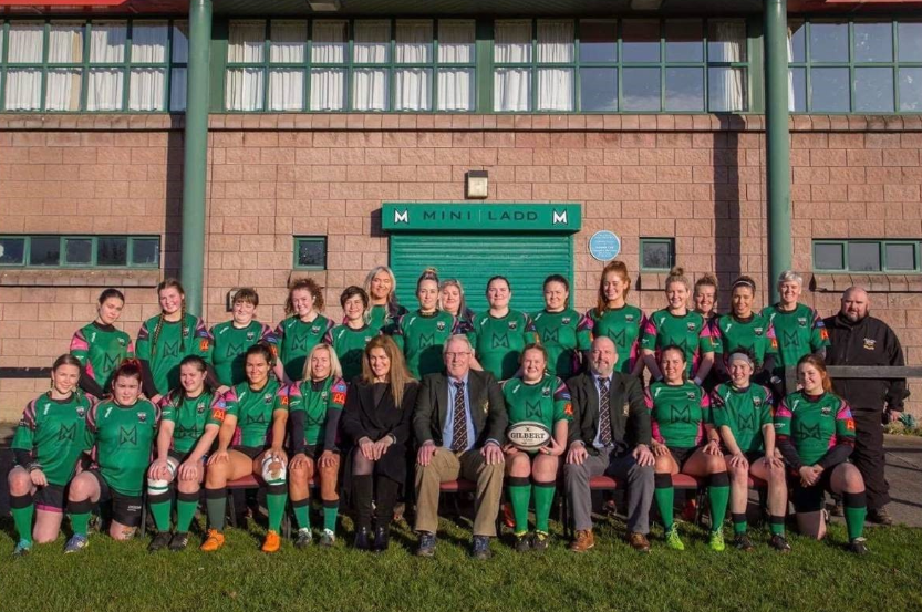 Derry RFC: Women's Community Series Club Profile
