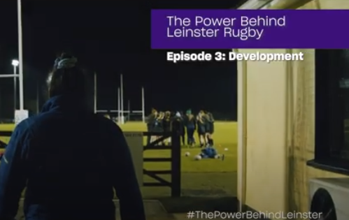 Leinster Women's Series by Energia – Episode 3, Development