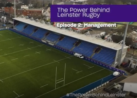 Leinster Women's Series by Energia – Episode 2, The Management